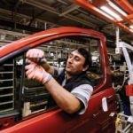 Ford'da üretime ara verildi