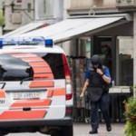 İsviçre'deki testereli saldırgan yakalandı