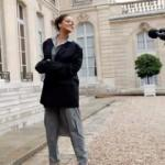 Rihanna'nın ceketi olay oldu!