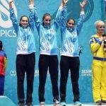 Türkiye karatede 12 madalya kazandı