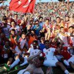 Türkiye, Olimpiyat Şampiyonu