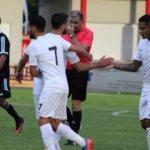 Akhisar Belediyespor'dan gollü prova