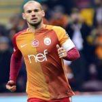 Wesley Sneijder için sürpriz gelişme!