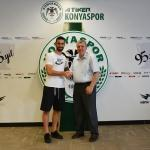 Atiker Konyasporlu Bajic Udinese'de