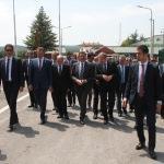 Gümrük ve Ticaret Bakanı Tüfenkci, Kırklareli'nde