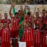 Sezonun ilk kupası Bayern Münih'in