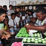 Arap çocuklara Türk mutfağı tanıtıldı