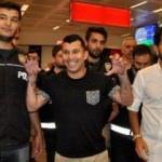 Beşiktaş Gary Medel'e kavuştu