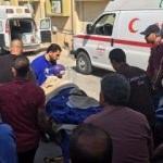 Irak'ta hacı adaylarını taşıyan otobüs kaza yaptı!