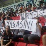Konyaspor'dan suç duyurusu! Terörist pankartı...