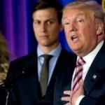 Trump'tan sürpriz damat hamlesi