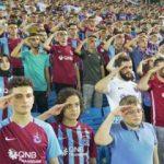 Trabzon'da duygusal anlar! 19:45'te bütün stat...