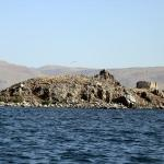 Balık Gölü'ndeki adalar havadan görüntülendi