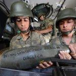 """Mehmetçik'ten teröristlere """"Eren Bülbül"""" yazılı mermi"""