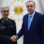 Cumhurbaşkanı Erdoğan Bakıri'yi kabul etti