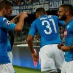 Sneijder'siz Nice, Napoli'ye direnemedi
