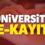 2017 - 2018 Üniversite e-Kayıt işlemi internetten nasıl yapılır?