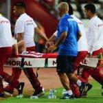 Antalyaspor'da şok sakatlık! 1,5 ay yok...