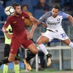 Inter deplasmanda Roma'yı yıktı!