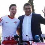 Nasri neden Antalyaspor'u seçtiğini açıkladı!
