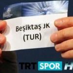 Şampiyonlar Ligi (Beşiktaş) kura çekimi net saat kaçta? Canlı izle!