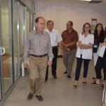 Sağlık Bakanlığı Müşaviri Bozgan, hastaneleri ziyaret etti