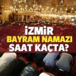 2017 İzmir Kurban Bayram namazı saat kaçta? Diyanet açıklaması
