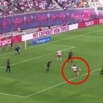 Bruma'dan ilk maçında muhteşem gol!