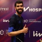 Luis Neto sağlık kontrolünden geçirildi