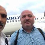 Metin Gündoğdu Yardım İçin Çad'a Gitti