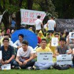 Viyana'da Afganlıların 'Afganistan' eylemi