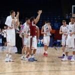 Letonya çeyrek finalde!