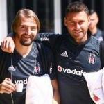 Beşiktaş Karabük'e gitti! Gökhan ve Adriano...