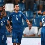 İtalya İsrail'e şans tanımadı!