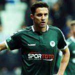 Konyaspor'un forveti TFF 1. Lig'de! 1+1 yıllık