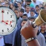 2017 Okulların başlama saati kaç? Yarın saat kaçta gidilecek?