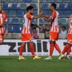 Adanaspor 3 puanı tek golle aldı