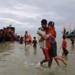 Arakanlıları taşıyan tekne battı! Acı haber geldi