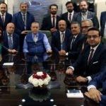 Erdoğan'dan 'CHP-Danıştay' polemiğine ilk tepki