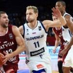 Slovenya, İspanya'nın rakibi oldu