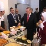 Cumhurbaşkanı Erdoğan, tadını çok beğendi
