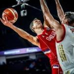 Rusya'yı deviren Sırbistan finalde!