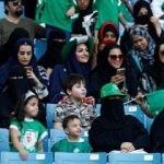 Suudi Arabistan tarihinde bir ilk yaşandı!