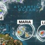 Karayipler Maria Kasırgası'nı bekliyor!