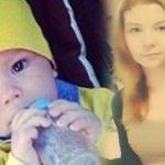 Annesinin evde bıraktığı bebek açlıktan öldü
