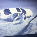 Jet hızıyla kasa soygunu kamerada!
