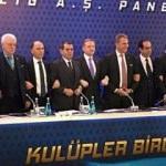 Kulüpler Birliği Vakfı toplantısı ertelendi