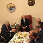 Meclis'te kritik toplantı.. Kahvaltıda buluştular!