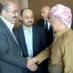 Barzani, YPG'nin yeni elebaşısı ile görüştü!