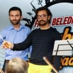 Aamir Khan Sulukule korosuna şef oldu